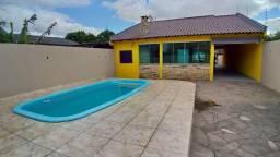 Linda Casa com piscina no Bairro Sumaré em Alvorada,RS