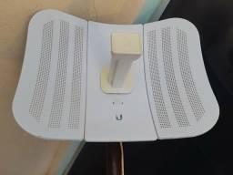 Antena via rádio