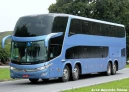 Ônibus Completo 201 completo estado de zero - 2015