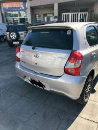 Toyota Etios Ready 2017/2018 - 30mil km - 2018