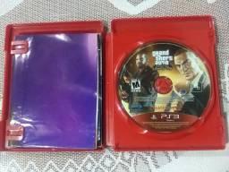 Jogo Playstation 3 Grand Theft Auto(GTA), semi novo em bom estado