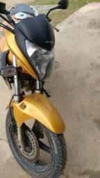 Cb 300 2010 amarela - 2010