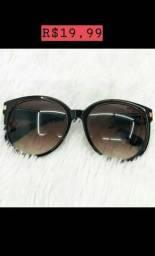 Óculos novo com etiqueta