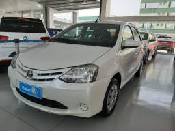 TOYOTA ETIOS 2016/2017 1.5 XS 16V FLEX 4P MANUAL