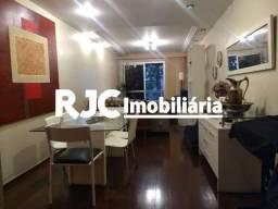 Apartamento à venda com 3 dormitórios em Grajaú, Rio de janeiro cod:MBAP32567