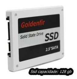 HD Ssd capacidade: 128 gb