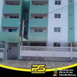 Título do anúncio: Apartamento com 2 dormitórios à venda, 57 m² por R$ 160.000,00 - Cristo Redentor - João Pe