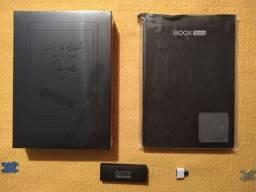 Tablet e-ink Onyx Boox Nova 3 + acessórios LACRADO