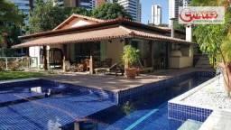 Casa com 4 dormitórios à venda, 464 m² por R$ 4.100.000,00 - Horto Florestal - Salvador/BA