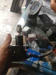 Ignição com chave da MT 07