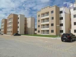 Apartamento com 2 dormitórios no Iriê ll à venda por R$130.000 - Itambé - Caucaia/CE