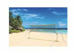 Kit Multi Sports Rede Volei Praia Campo Piscina Klopf 4011