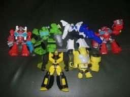 Bonecos dos Transformers Colecionáveis!