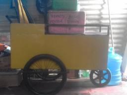 Vendo um carrinho de venda