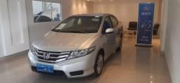 Honda City EX 1.5 aut. 2012/2013 flex - 2013