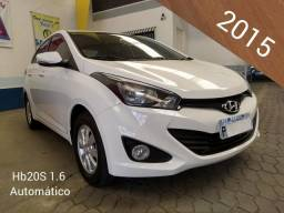 Hyundai HB20s 1.6 Automático - 2015
