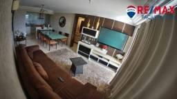 Apartamento com 3 dormitórios, sendo 1 suíte, Res. Real Park. Cod. AP10-024