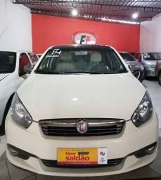 Gran Siena 2014 1.6 Sublime. Carro Top demais