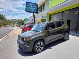 Jeep renegade longitude 2018 1.8 Flex compautomático