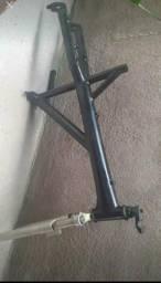 Usado, Quadro caloi t type aro 26 aluminio comprar usado  Jandira