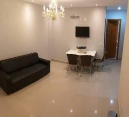 Apartamento mobiliado NOVO bem localizado no Centro e no Santa Marta