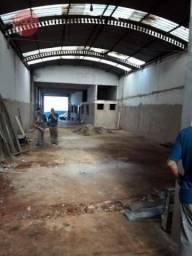 Galpão, 625 m² - venda por R$ 680.000,00 ou aluguel por R$ 4.500,00/mês - Campos Elíseos -