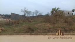 Terreno em rua - Bairro Centro em São Joaquim de Bicas