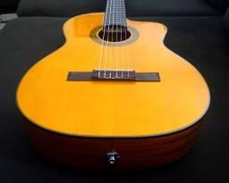 Violão Takamine Nylon Elétrico