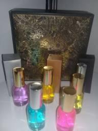 Perfumes importados/nacionais