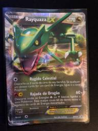 Carta Pokémon rayquaza