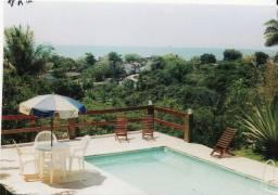 Oportunidade casa grande com vista do mar