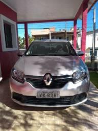Vendo lindo Renault Logan - Único dono - baixa km