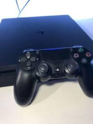 Playstation 4 Slim 1Tb 3 jogos