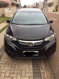 Honda Fit EX PRETO