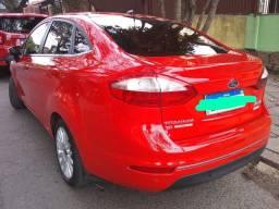 New Fiesta Titanium automático TOP DE LINHA
