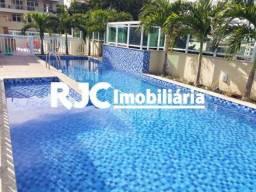 Apartamento à venda com 2 dormitórios em Tijuca, Rio de janeiro cod:MBAP25190