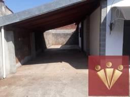Casa com 2 dormitórios para locação por R$ 700 - Jardim Novo I - Mogi Guacu/SP