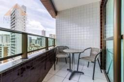 Apartamento com 3 quartos à venda, 94 m² por R$ 630.000 - Boa Viagem - Recife