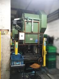 Prensa Gutmann Excêntrica Freio Fricção 80 ton NR12 e CLP - ZN9 Usado