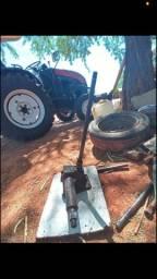 Caixa de direção  mecânica do Yanmar