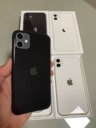 iPhone 11 64GB Novos / Lacrados