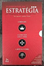 O Essencial Da Estratégia - Box 3 Livros comprar usado  Sorocaba