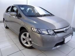 Honda Civic LXS Câmbio Automático, Único Dono 2008