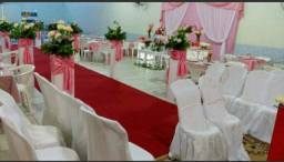 Negócio de ocasião. Espaço de Festas e eventos Buffet Completo