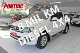 Volkswagen Amarok Comfortline Diesel 4x4 CD 2020