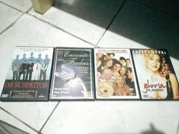 DVD usado em perfeito estado e funcionando