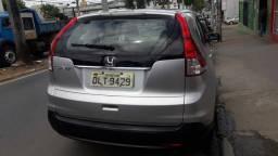 HONDA CRV LX 2.0 2012 AUTOMÁTICA COMPLETA