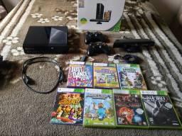 Xbox 360 Impecável - Jogos inclusos