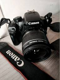 Câmera Canon 1000D Profissional