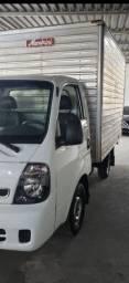 Kia Bongo K-2500 Baú !!! Vistoriado 2020 !!! Todas as revisões feitas pela Autofort